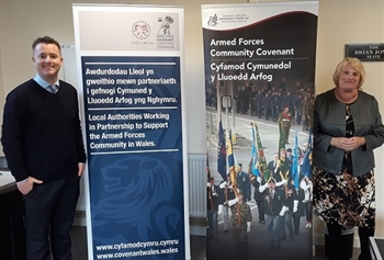 Veterans Advice Service Launch