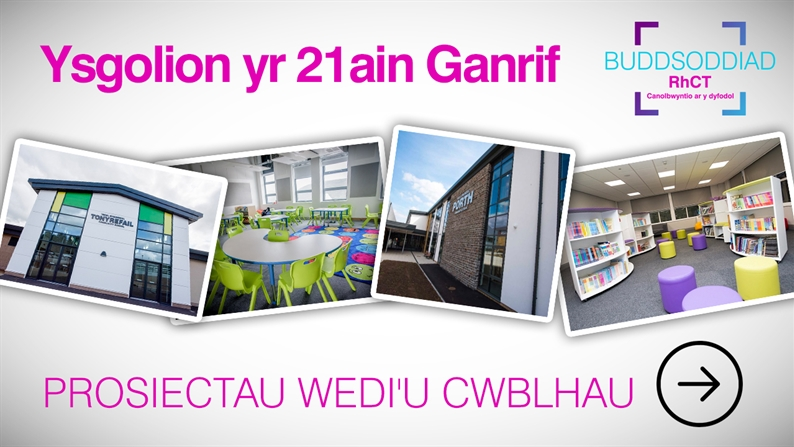 21 Centry schools graphic WELSH v2