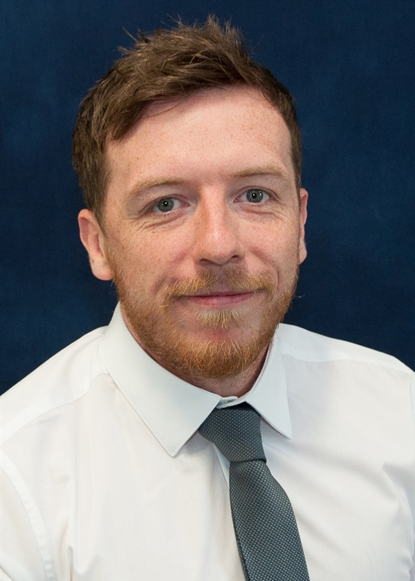 David Spencer - HR Policy & Development Officer