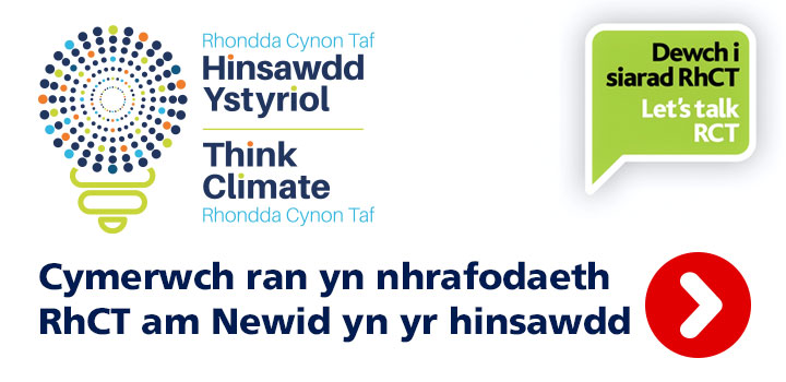 Think Climate Welsh