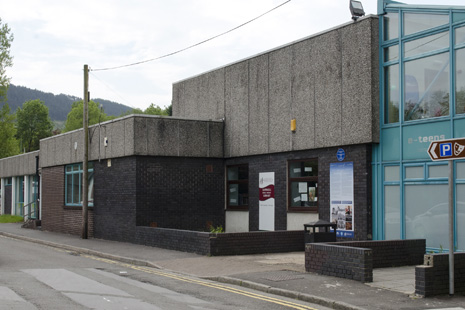 Treorchy-Library