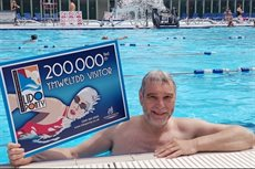 Lido Welcomes 200,000th Visitor