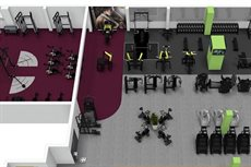 Gym and spin investment for Sobell LC - Aberdare