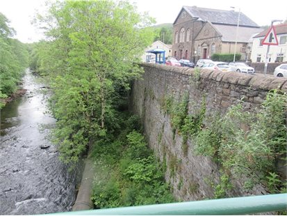 Hopkinstown river wall 2 - Copy