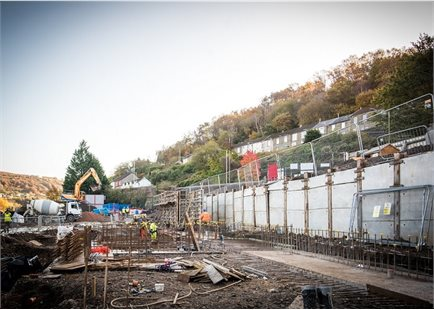Extra Care Facility - Pontypridd - Nov 2019 - Progress-7 - Copy