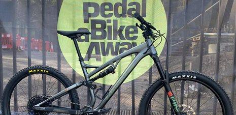 Pedal-Bike-Away