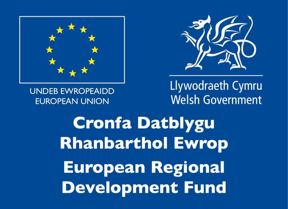 Eurpean Regional Development Fund