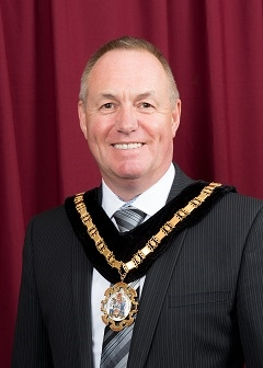 Councillor Steve Powderhill - Deputy Mayor_