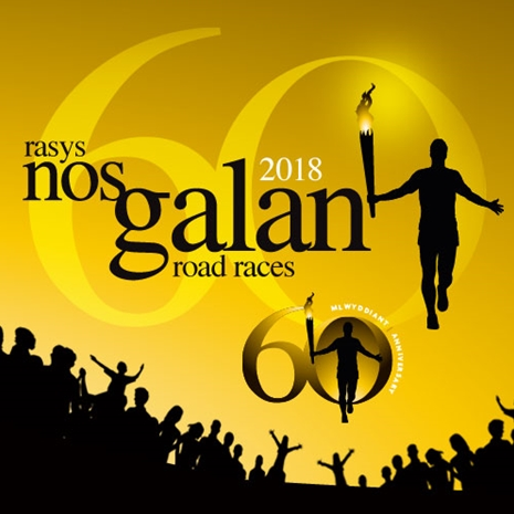 Nos Galan Road Races 2018