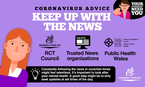 GRAPHIC 3 Corona Advice News