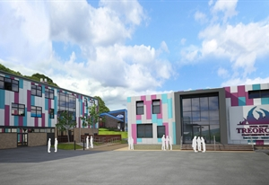 Treochy Comprehensive School Investment Image
