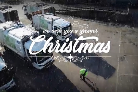 Wishing you a GREENER Christmas