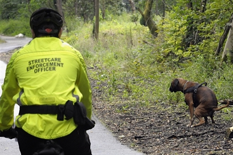 TWO Irresponsible Dog Owners FINED over £1200