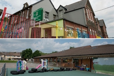 Investment to improve Welsh medium primary schools in Rhondda and Tonyrefail
