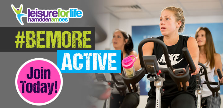 Be More Active, Leisure Membership