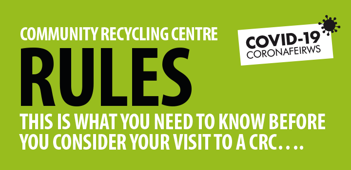 Community Recycling Centre Rules