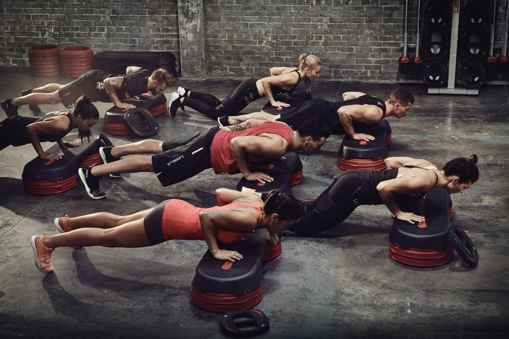 Totally Les Mills - Tracklists