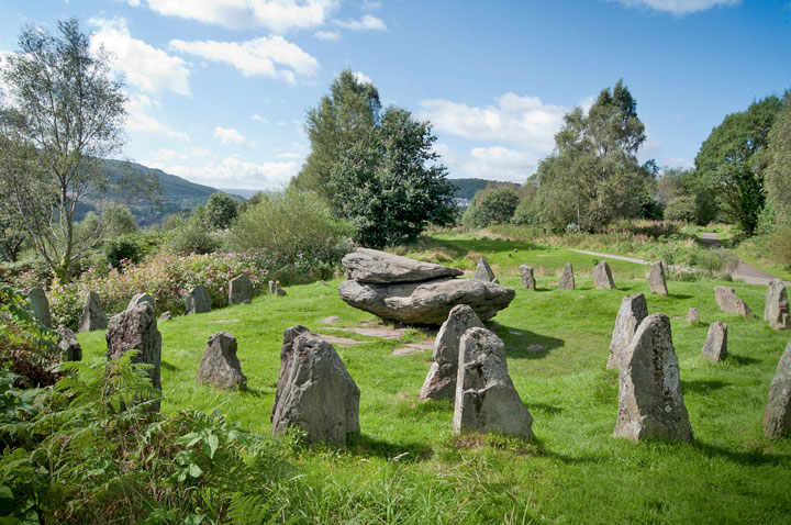 Rocking-Stones-Pontypridd