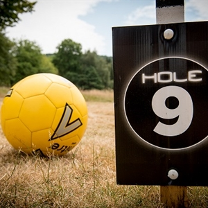 Foot gold 9 hole - Ponty Park
