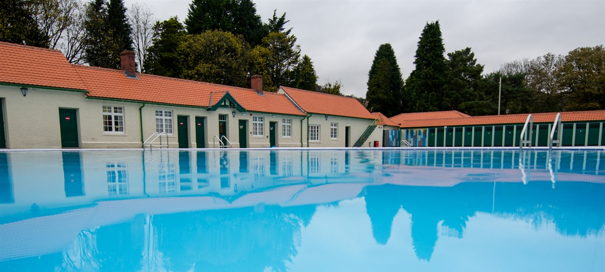 The National Lido of Wales, Lido Ponty, to reopen