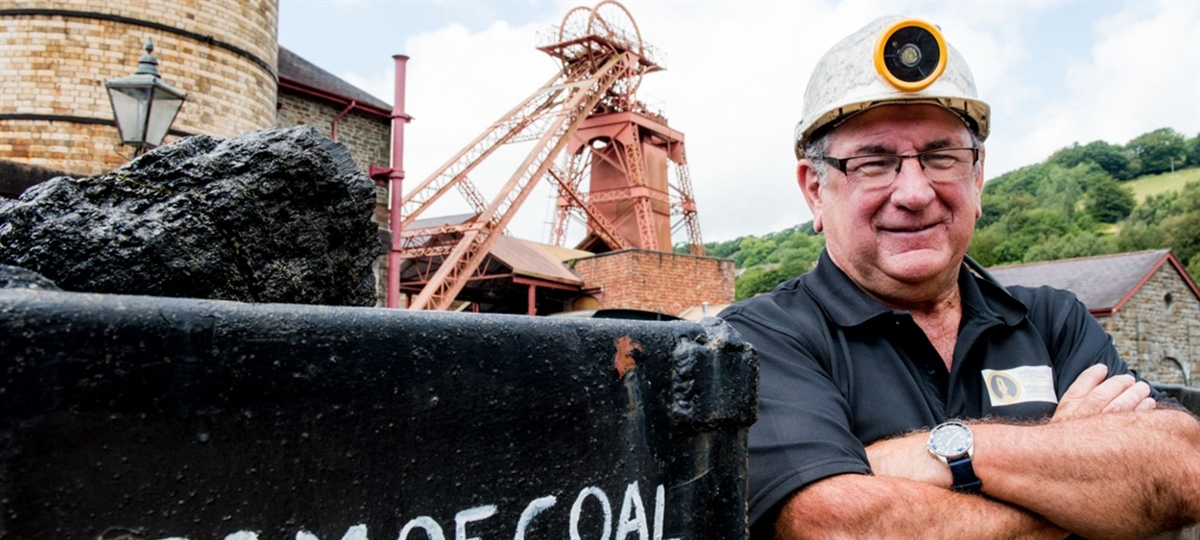 A Welsh Coal Mining Experience Returns